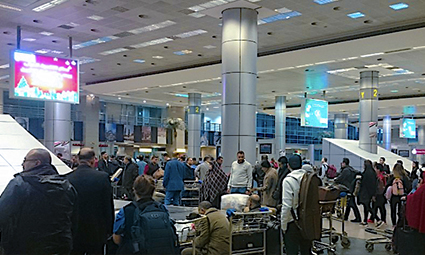 Cairo Airport | #A0011